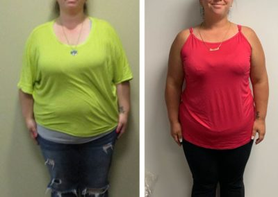before-after-front-lauren-down-to-30-lbs